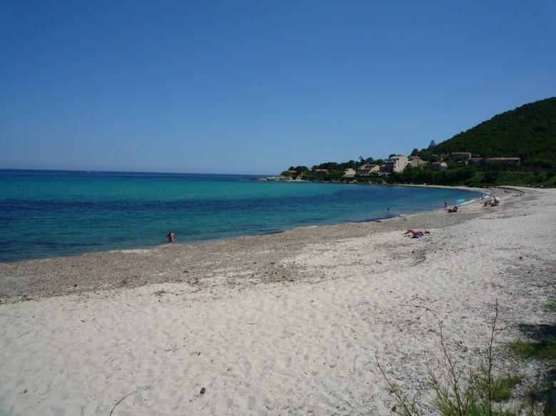 plage de Tarco à moins de 300 m.