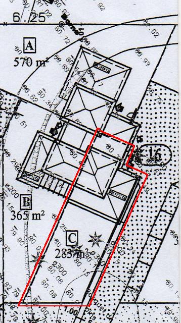 Lecci : Mini-Villa T-3 NEUVE sur 2 niveaux avec GARAGE et TERRAIN PRIVATIF PISCINABLE.