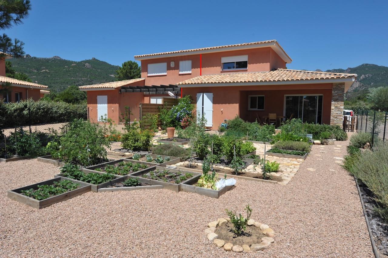 Lecci mini villa t 3 neuve sur 2 niveaux avec garage et terrain privatif pi - Exoneration taxe fonciere sur construction neuve ...