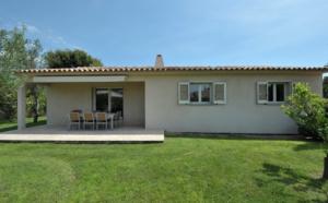 Entre Ste Lucie de Porto-Vecchio et Fautéa: Villa type 4 NEUVE avec option piscine possible.